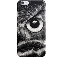 Owl Eye iPhone Case/Skin