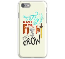 Back to Neverland iPhone Case/Skin
