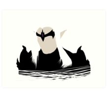 Elder Scrolls Online~Mannimarco Art Print