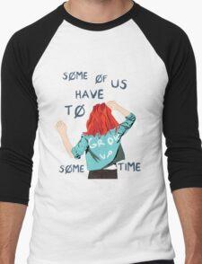 grow up Men's Baseball ¾ T-Shirt