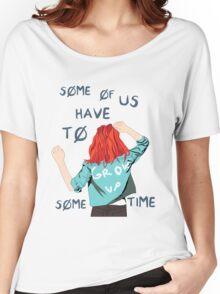 grow up Women's Relaxed Fit T-Shirt