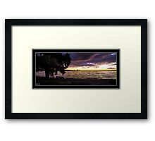 Far from the Maddening Crowds Framed Print