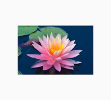 Pretty Pink Water Lily Unisex T-Shirt