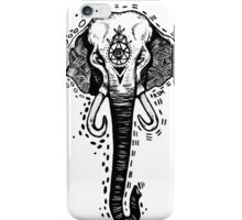 Raskha's Elephant  iPhone Case/Skin