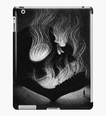 Drawlloween 2014: Skull iPad Case/Skin