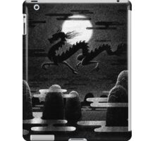Drawlloween 2014: Dragon iPad Case/Skin