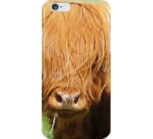 The Highland Cattle.... iPhone Case/Skin