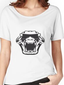 Monster tremendously sunglasses halloween Women's Relaxed Fit T-Shirt