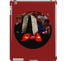 Da Doom Time iPad Case/Skin