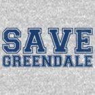 Save Greendale by vestigator