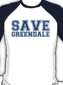 Save Greendale T-Shirt