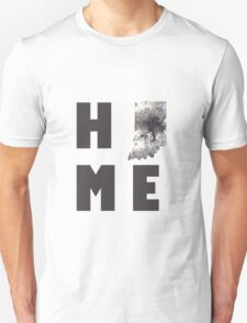 "Indiana ""HOME"" Unisex T-Shirt"
