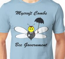 Mycroft Combs, Bee Government Unisex T-Shirt