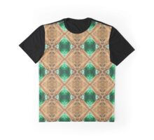 Meditation Tree - Original Abstract Design Graphic T-Shirt