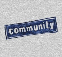 Community Logo Baby Tee