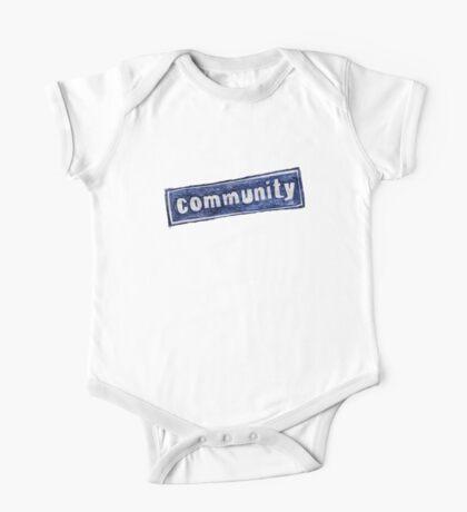 Community Logo One Piece - Short Sleeve