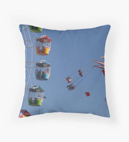 Ekka Rides cushion Throw Pillow