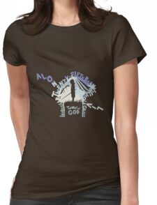 tower of God Womens Fitted T-Shirt