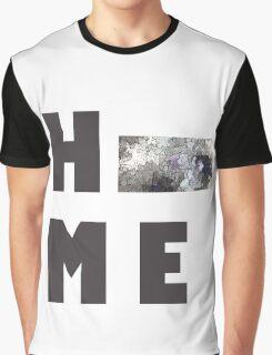 "Kansas ""HOME"" Graphic T-Shirt"
