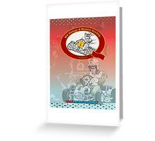 QVHK Roadshow Greeting Card