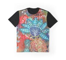 Let Creativity Grow Graphic T-Shirt