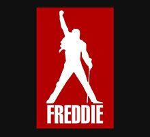Freddie Mercury Queen's Singer Silhouette Unisex T-Shirt