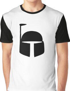 Boba Fett - Black Graphic T-Shirt