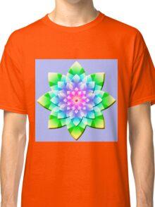 Blossom Mandala Classic T-Shirt