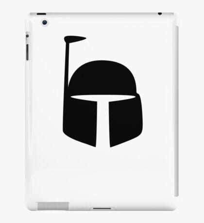 Boba Fett - Black iPad Case/Skin