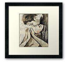 Yearning Framed Print