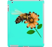 Happy Spring Bee  iPad Case/Skin