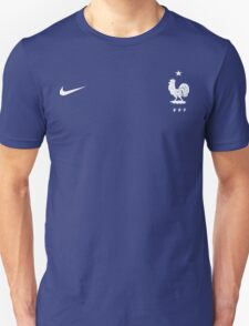 Euro 2016 Football - france Unisex T-Shirt