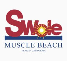 Swole - Muscle Beach by GUS3141592