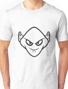 Evil halloween Monster vampire horror Unisex T-Shirt
