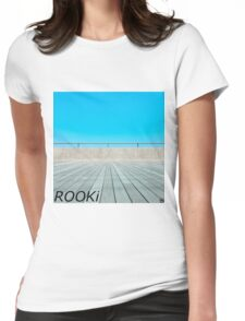 ROOKi High Rise  Womens Fitted T-Shirt