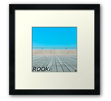 ROOKi High Rise  Framed Print