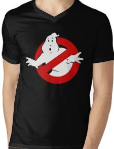 gb Mens V-Neck T-Shirt