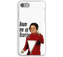 1 to Beam up Scotty iPhone Case/Skin