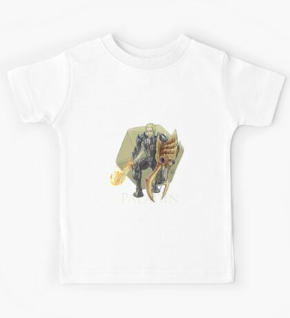 Dungeons and Dragons Paladin Kids Tee