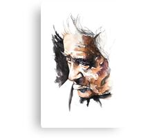 FACE#6 Canvas Print