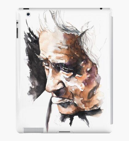 FACE#6 iPad Case/Skin