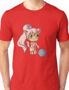 Chibi Neko Unisex T-Shirt