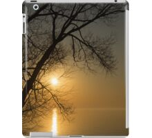 The Rising Sun and the Tree iPad Case/Skin