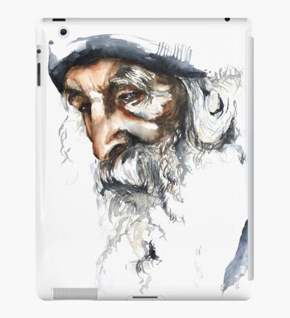 FACE#5 iPad Case/Skin