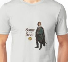 Jamie Fraser/Some like it Scot Unisex T-Shirt