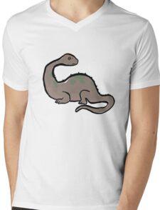 triassic tedium Mens V-Neck T-Shirt