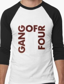 Gang of Four - Damaged Goods Men's Baseball ¾ T-Shirt