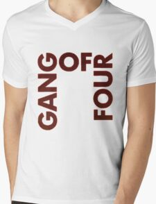 Gang of Four - Damaged Goods Mens V-Neck T-Shirt