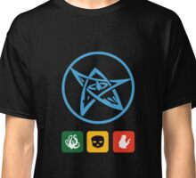 Elder Sign and Dice Classic T-Shirt