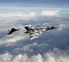 Vulcans by J Biggadike